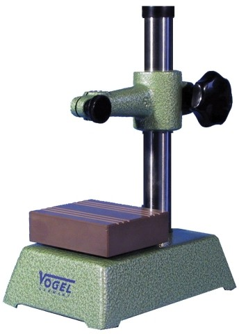 Abbildung: Messtisch mit Keramikplatte DIN 876/0 70 x 60 mm (Das Bild kann vom Original geringfügig abweichen.)
