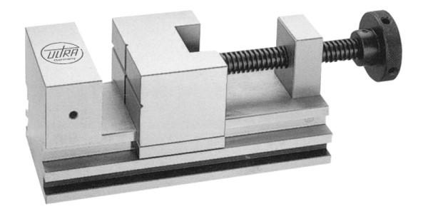 Abbildung: Lehrenschraubstock 150 x 45 150 x 45 mm (Das Bild kann vom Original geringfügig abweichen.)