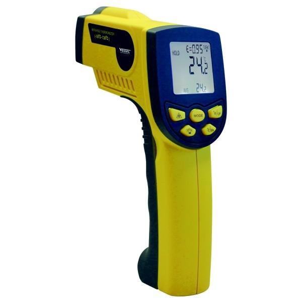 Abbildung: Infrarot Laser - Thermometer, Pyrometer -50°C - +720°C (Das Bild kann vom Original geringfügig abweichen.)