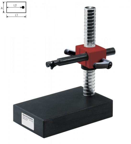 Abbildung: Feinmesstisch mit Hartgestein-Messfläche DIN 876/00 150 mm x 250 mm (Das Bild kann vom Original geringfügig abweichen.)