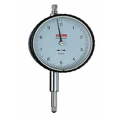 Abbildung: Messuhr M10a 0 - 10 mm (Das Bild kann vom Original geringfügig abweichen.)