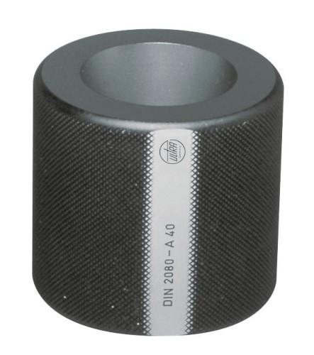 Abbildung: Kegellehre für Steilkegel Hülse DIN 2080/ DIN69871 SK 40 (Das Bild kann vom Original geringfügig abweichen.)