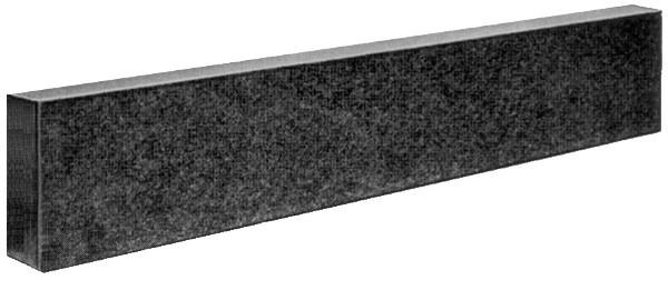 Abbildung: Präzisions Messbalken, DIN 876/00 630 x 50 x 100 mm (Das Bild kann vom Original geringfügig abweichen.)