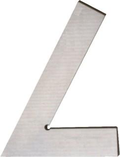 Abbildung: Spitzwinkel, 60°, flach, DIN 875/II 150 x 100 mm (Das Bild kann vom Original geringfügig abweichen.)
