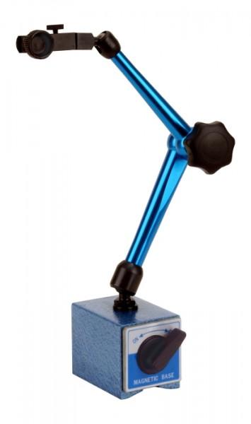 Abbildung: Magnet - Meßstativ (Das Bild kann vom Original geringfügig abweichen.)
