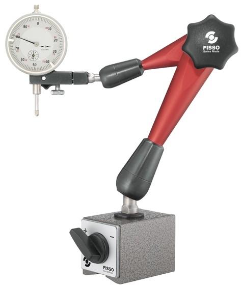 Abbildung: Magnet-Gelenkstativ Fisso STRATO-LINE S-20 Höhe: 310 mm (Das Bild kann vom Original geringfügig abweichen.)