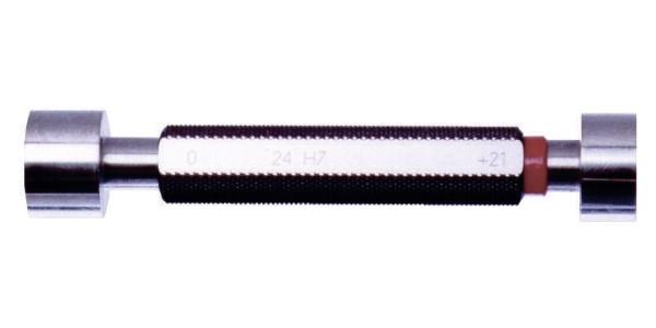 Abbildung: Grenzlehrdorn Passung F7 16,0 mm (Das Bild kann vom Original geringfügig abweichen.)