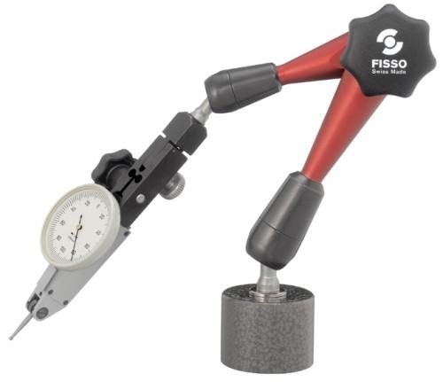 Abbildung: Magnet-Gelenkstativ Fisso STRATO-LINE S-20 Höhe: 335 mm (Das Bild kann vom Original geringfügig abweichen.)