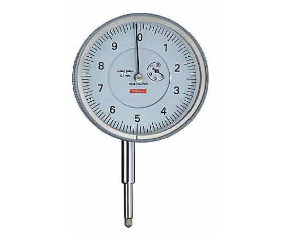 Abbildung: Messuhr GM10-100 0 - 10 mm (Das Bild kann vom Original geringfügig abweichen.)