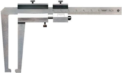 Abbildung: Bremsscheiben- Messschieber 0 - 60 mm (Das Bild kann vom Original geringfügig abweichen.)