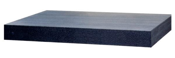 Abbildung: Messplatte aus Naturhartgestein DIN 876/000 2500mm x 1500mm x 300mm (Das Bild kann vom Original geringfügig abweichen.)