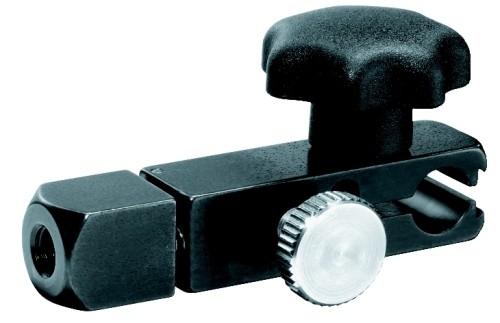 Abbildung: Fisso Mikro-Feineinstellung 3/8'' / M8 (Das Bild kann vom Original geringfügig abweichen.)
