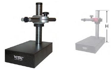 Abbildung: Präzisions- Messtisch aus Hartgestein DIN 876/00 300 x 210 mm (Das Bild kann vom Original geringfügig abweichen.)