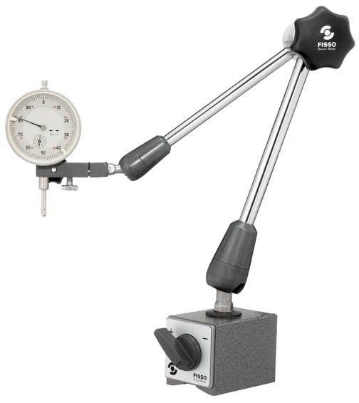Abbildung: Magnet Gelenkstativ Fisso CLASSIC-LINE 2200-20 Höhe: 310 mm (Das Bild kann vom Original geringfügig abweichen.)