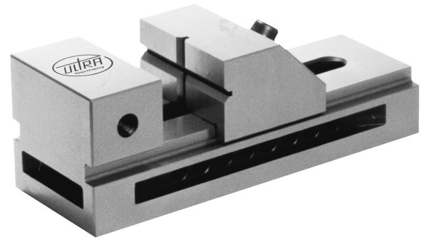 Abbildung: Niederzug-Spannstock 190 x 73 190 x 73 mm (Das Bild kann vom Original geringfügig abweichen.)
