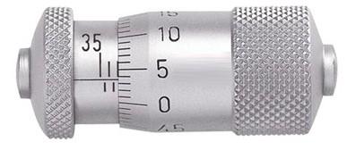 Abbildung: Innenmessschraube DIN 863 25 - 30 mm (Das Bild kann vom Original geringfügig abweichen.)