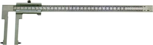 Abbildung: Bremstrommel- Messschieber (Das Bild kann vom Original geringfügig abweichen.)