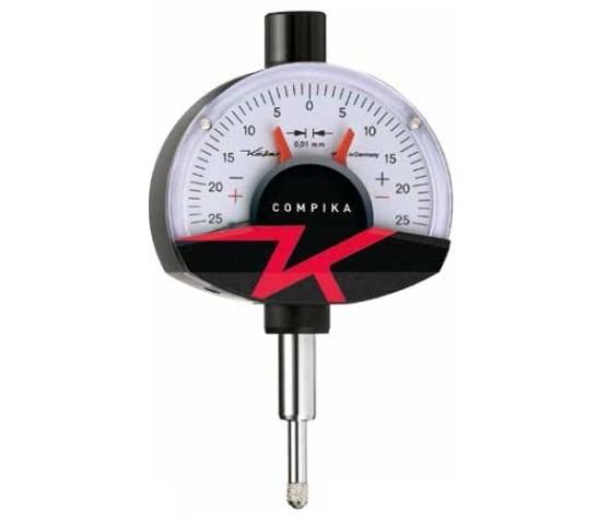 Abbildung: Feinzeiger Compika 101B 0 - 0,5 mm (Das Bild kann vom Original geringfügig abweichen.)