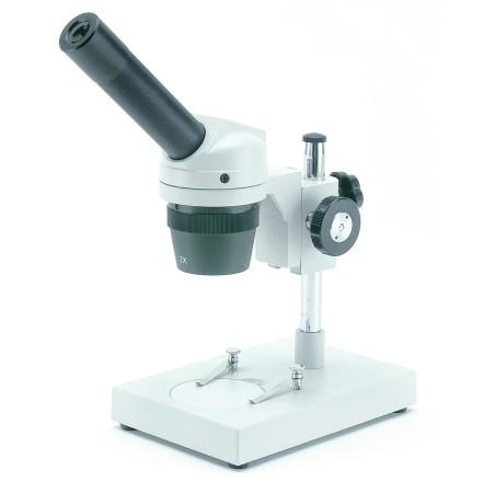 Abbildung: Monokular Mikroskop MS-2 (Das Bild kann vom Original geringfügig abweichen.)